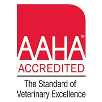 Blue Ridge Animal Clinic is AAHA Accredited